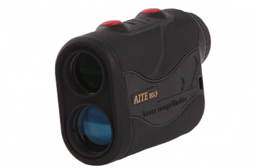 Waterproof laser range finder